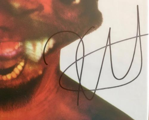 """METALLICA """"Hardwired To Self Destruct"""" deluxe Box Set signed by 3 band members"""