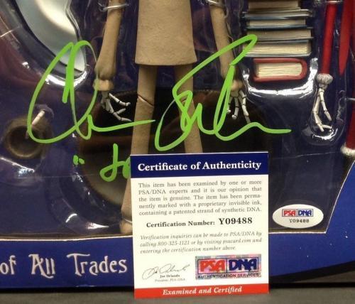 Chris Sarandon Signed w/Insc. Jack - PSA/DNA # Y09488