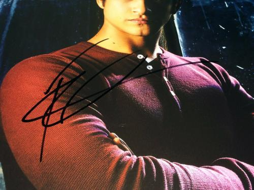 Tyler Posey Signed 11x14 Photo PSA AC45590