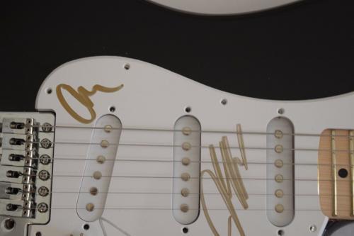 STONE SOUR Signed Autographed Electric Guitar Corey Taylor +4 BAS Beckett COA