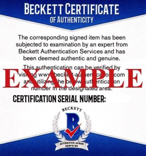 Jaime Bergman Signed Autographed Full 2000 Playboy Magazine Rare Beckett Bas