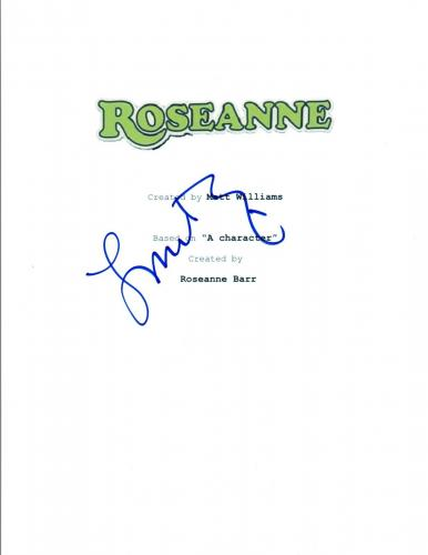 Laurie Metcalf Signed Autographed ROSEANNE Full Pilot Episode Script COA