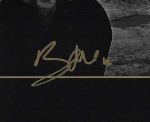 Bono Signed U2 The Joshua Tree Record Album Jsa Loa Z08922