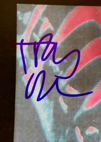 TRENT REZNOR Signed Nine Inch Nails Pretty Hate Machine Album Beckett BAS C44333