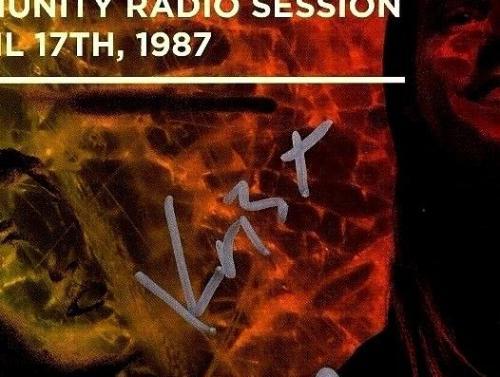 KRIST NOVOSELIC & CHAD CHANNING Signed NIRVANA Album LP Beckett BAS #C83614