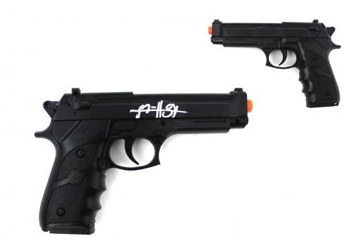 Ryan Hurst Signed Sons Of Anarchy Replica Black Beretta Airsoft Gun