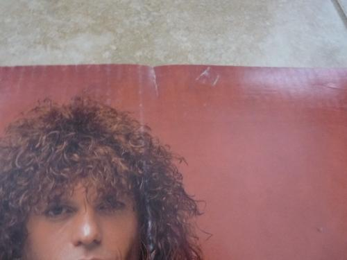 Rudy Sarzo Quiet Riot Whitesnake Signed 1988 Peavey 23.5x28 Poster PSA Certified