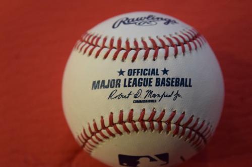 Tom Petty Signed Autographed Rawlings MLB Baseball Flawless Full Signature COA