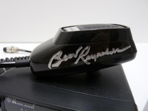 Burt Reynolds Signed Autograph NEW Midland CB Radio BAS Witnessed Smokey Bandit