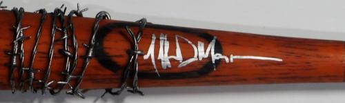 Jeffrey Dean Morgan Autographed The Walking Dead Lucille Bat- JSA W Auth *N/O