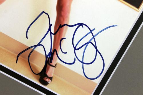 Jenny McCarthey Playboy Signed Matted 8x11 Magazine Photo PSA/DNA #W24263