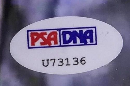 Michael J. Fox Signed Framed 11x14 Back To The Future Photo PSA U73136