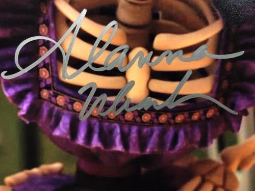 Alanna Ubach Signed 'Coco' 11x14 Photo BAS Beckett D46086