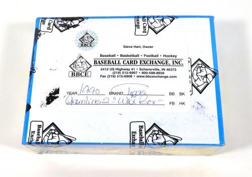 1990 Topps Gremlins 2 Trading Card Box BBCE Sealed