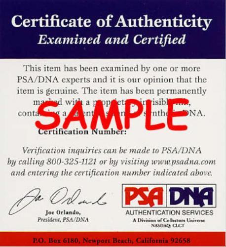 DON KNOTTS Barney Fife PSA DNA Hand Signed 8x10 Photo Autographed