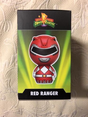 Steve Cardenas Signed Autographed Funko Pop Dorbz Red Ranger Power Rangers JSA 2
