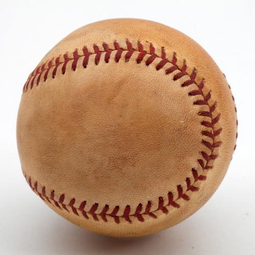 President Richard Nixon & Gene Autry Signed 1978 Game Used Baseball PSA DNA COA