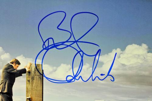 Bob Odenkirk Better Call Saul Signed 12x18 Photo BAS #D78220