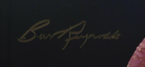 Burt Reynolds Signed Framed 16x20 Smokey And The Bandit Photo BAS