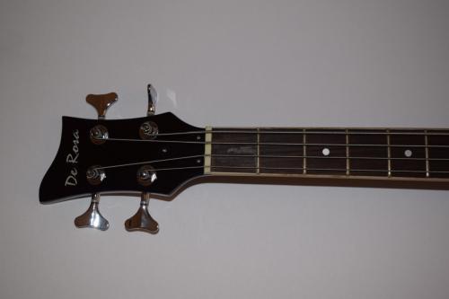 Pete Best Signed Autograph Left Handed Bass Guitar THE BEATLES COA + EXACT Proof