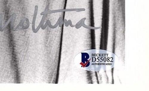 "CAROLINE BLAKISTON Signed STAR WARS ""Mon Mothma"" 8x10 Photo BECKETT BAS #D55082"