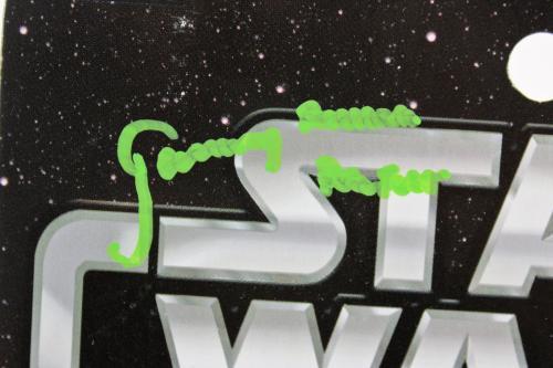 "Jeremy Bulloch ""Boba Fett"" Signed 2003 Star Wars Boba Fett Figure BAS #K09820"