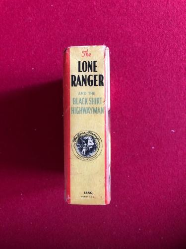 "1939, ""The LONE RANGER"" Big / Little Book (Scarce)"