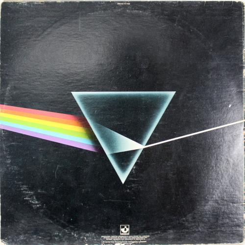 Roger Waters & Nick Mason Pink Floyd Signed Album Cover W/ Vinyl  BAS #A74013