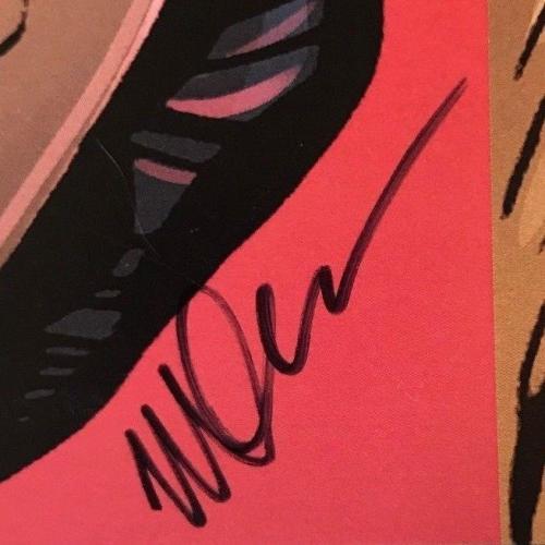 Michael Golden Signed Autographed 11x17 Photo JSA Star Wars 3