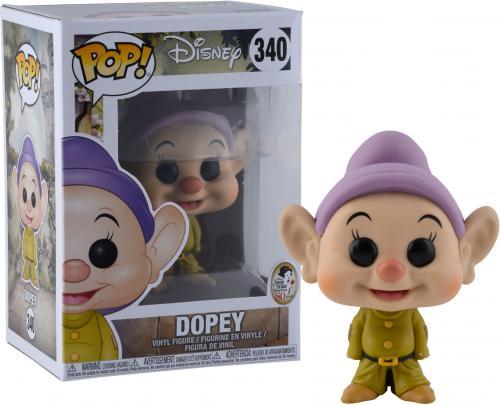 Dopey Snow White #340 Funko Pop!