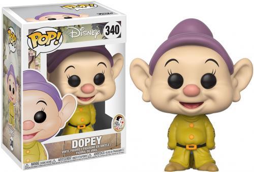 Dopey Snow White Disney #340 Funko Pop!