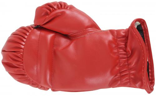 Robert DeNiro Raging Bull Signed 8 Oz Red Everlast Boxing Glove BAS #C12696