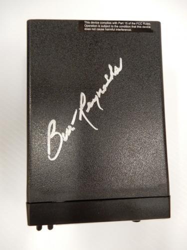 Burt Reynolds Signed Smokey And The Bandit Midland Cb Radio Exact Proof