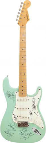 Grateful Dead Signed Fender Stratocaster Guitar