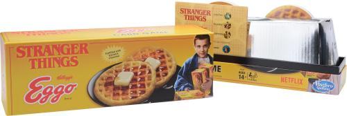 Millie Bobby Brown Stranger Things Eggo Brand Card Game