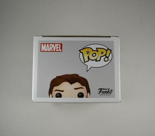 Chris Pratt Endgame Guardians Galaxy Avengers Autographed Signed Funko Pop JSA