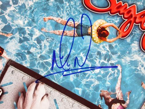 Mark McGrath Signed Album Promo Card Sugar Ray 14:59 JSA AUTO DF018927