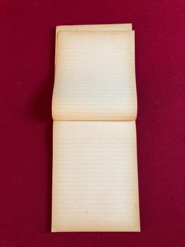 "1964, BEATLES, ""Un-Used"" School Writing Tablet (Scarce)"
