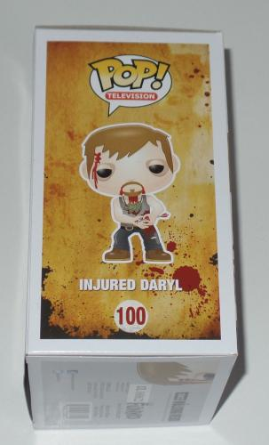 Norman Reedus Signed Auto'd Funko Pop Action Figure Bas Coa The Walking Dead D