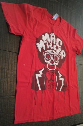 Mac Miller Music Legend 2012 Under The Influence Of Music Concert Shirt Size M *