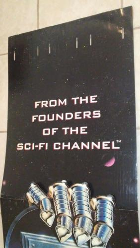 1994 Tekno Comix From The Founders Of The Sci-fi Channel Standee Display Rare A