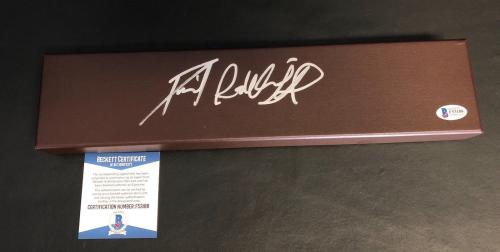Daniel Radcliffe Signed Harry Potter Noble Collection Wand Authentic Beckett Bas