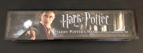 Daniel Radcliffe Harry Potter Signed Wand Authentic Autograph Beckett Bas Coa