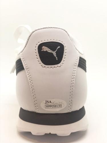 Finn Wolfhard Autograph Stranger Things Replica Puma Shoes Signed JSA COA