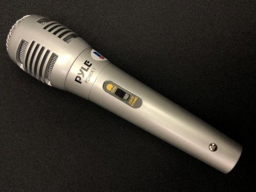Mike Love Signed Pyle MDMIK Microphone *The Beach Boys BAS Beckett K50489