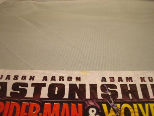 Stan Lee & John Romita Signed Spider-Man VS Wolverine Comic Book PSA/DNA COA 1A