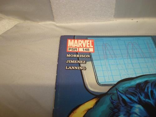 Stan Lee Signed The New X-Men Comic Book Marvel Autographed PSA/DNA COA 1A