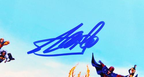 Stan Lee Signed 16x20 Photo Marvel Universe Cast PSA/DNA #6A20843