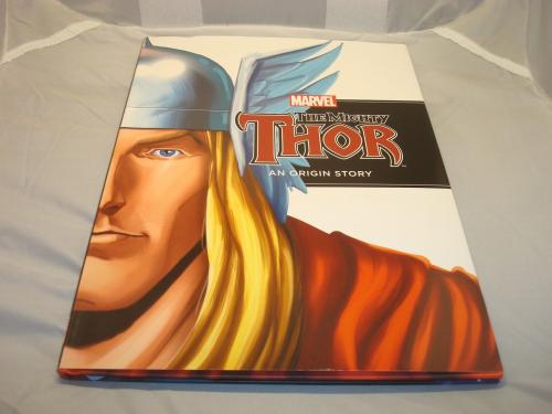 Stan Lee Signed The Mighty Thor Book Autographed PSA/DNA COA Marvel 1B