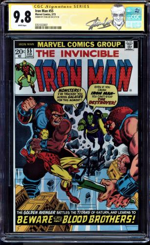 Avengers #57 Cgc 9.8 Ss Stan Lee Signed 1st App Of Silver Age Vision #1434696003
